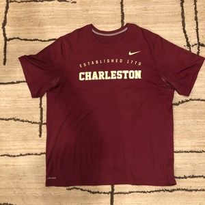 Nike University of Charleston Dri-fit T-shirt